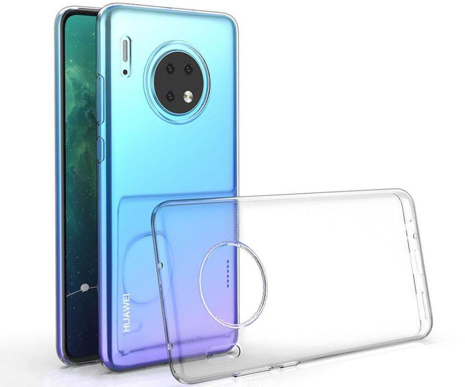 Huawei Mate 30: якісні рендери демонструють незвичний дизайн