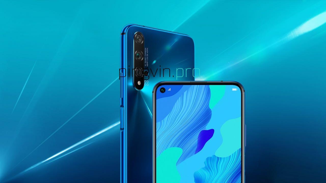 Huawei nova 5T став ще однією версією Honor 20