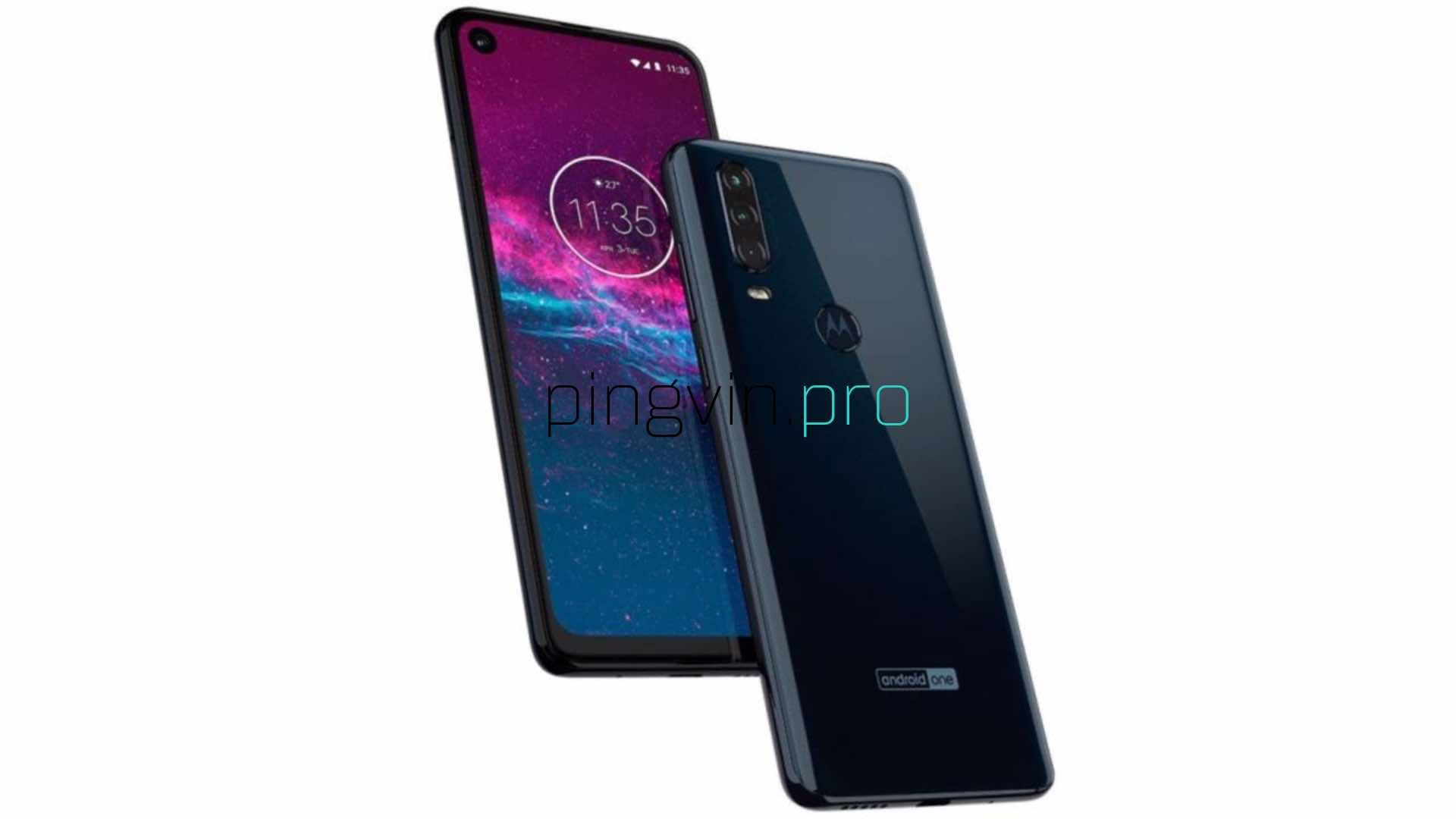 Motorola One Action отримає дисплей 21 х 9 і ціну € 300