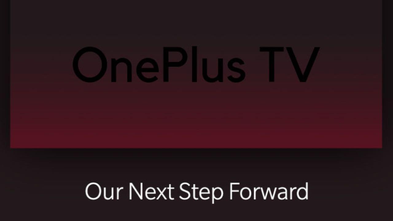 OnePlus скоро представить свій перший розумний телевізор