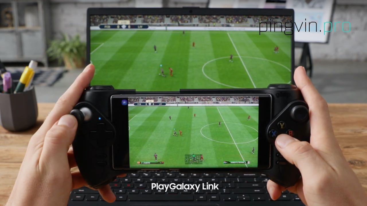 Samsung закриває свій ігровий сервіс PlayGalaxy Link