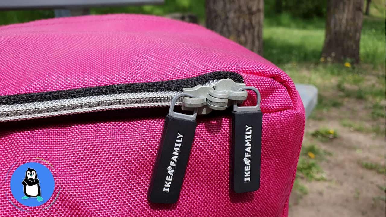 Огляд рюкзака IKEA Family: якість та функціональність за приємні гроші