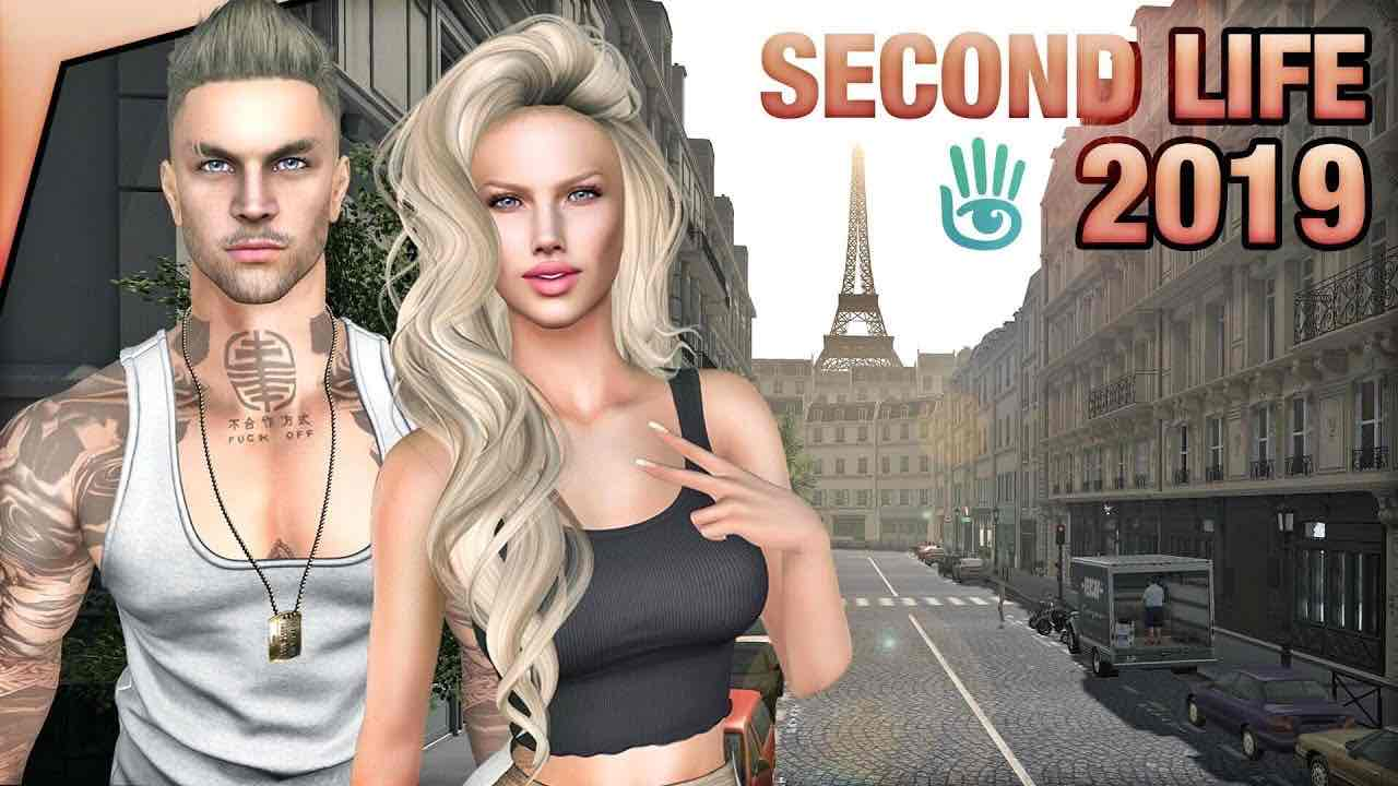Топ-6 ігор Second Life