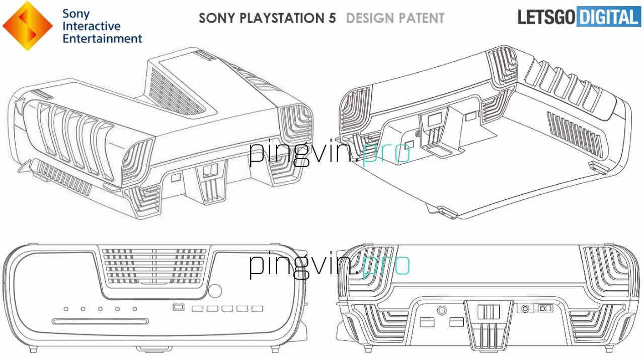 Sony PlayStation 5 Dev Kit матиме футуристичний дизайн