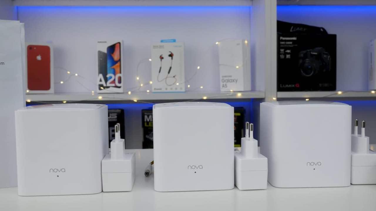 Tenda Nova MW5s – огляд Mesh Wi-Fi системи