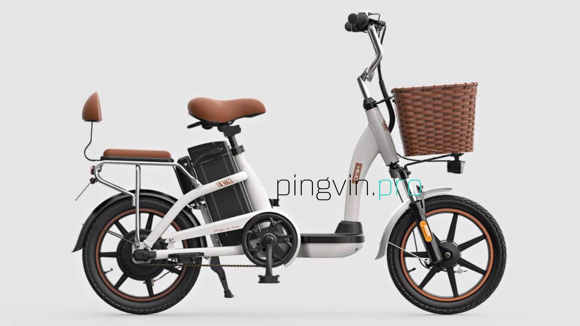 Xiaomi випустила новий електровелосипед HIMO C16