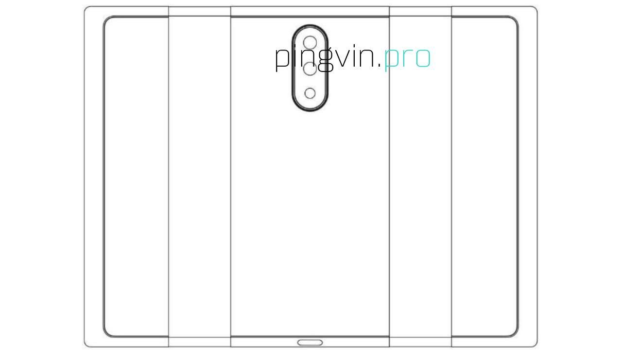 Xiaomi отримала новий патент на гнучкий смартфон