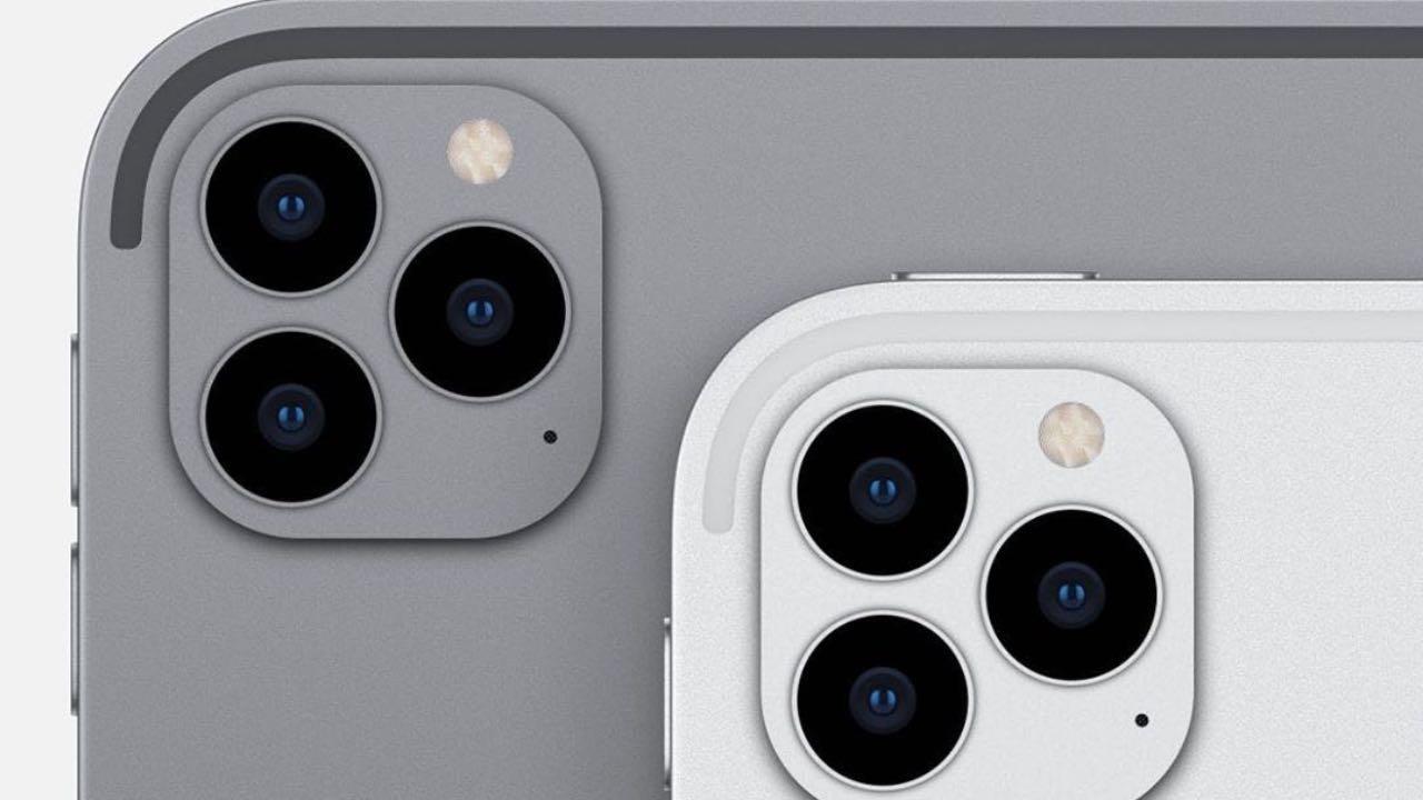 iPad 2019 може бути подібним на iPhone 11