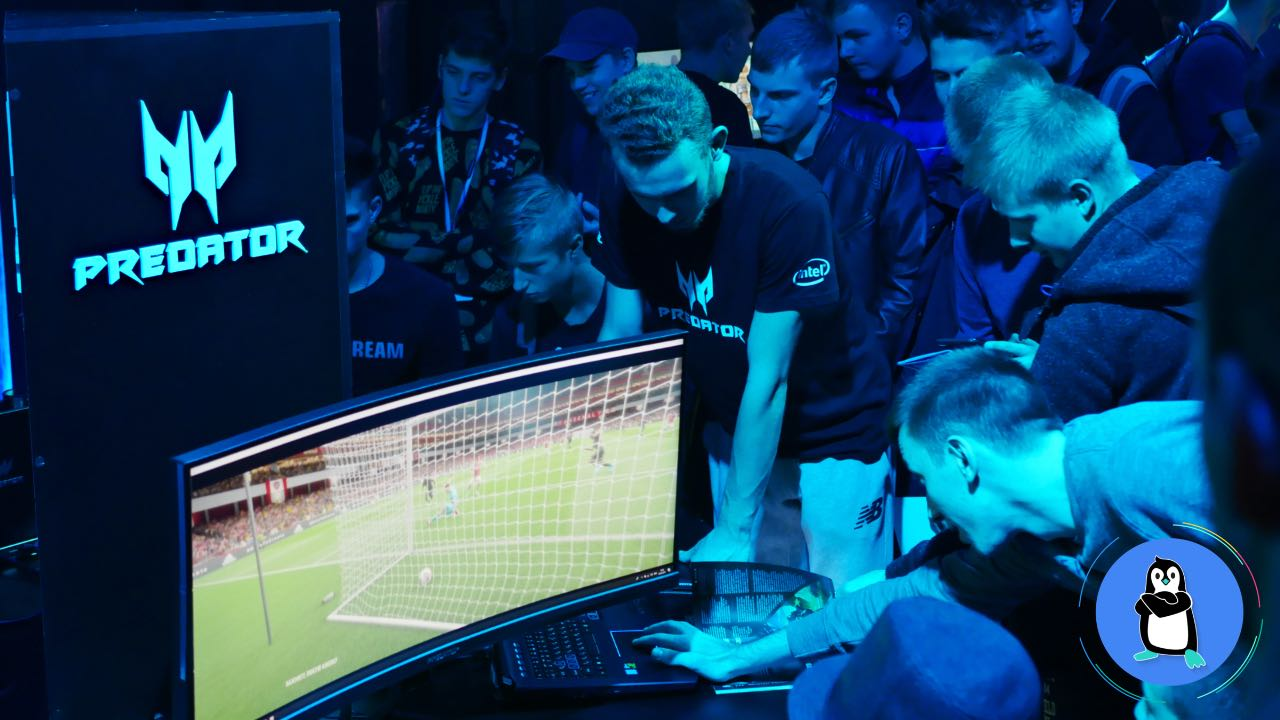 Acer Predator на CEEта CEE Games 2019