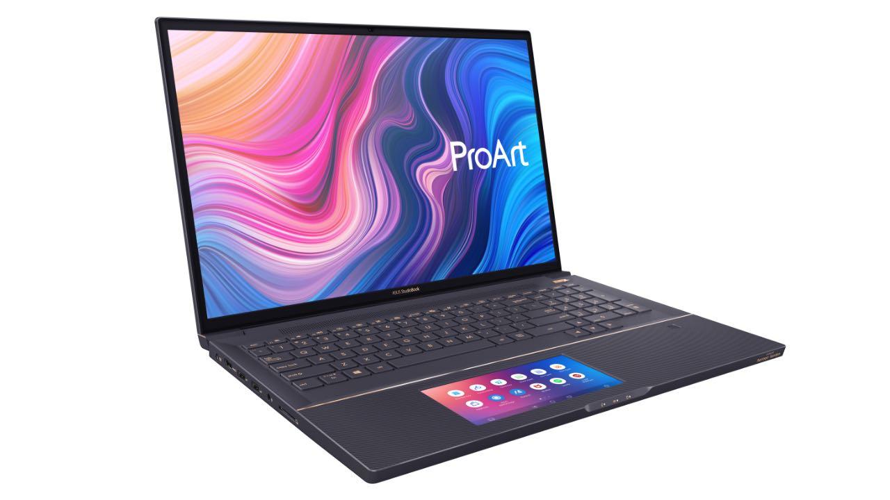 ProArt StudioBook Pro X (W730)