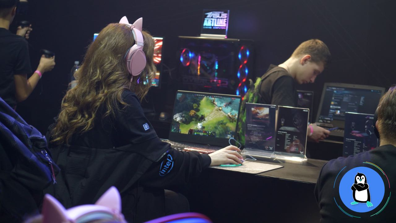 Asus ROG на CEEта CEE Games 2019