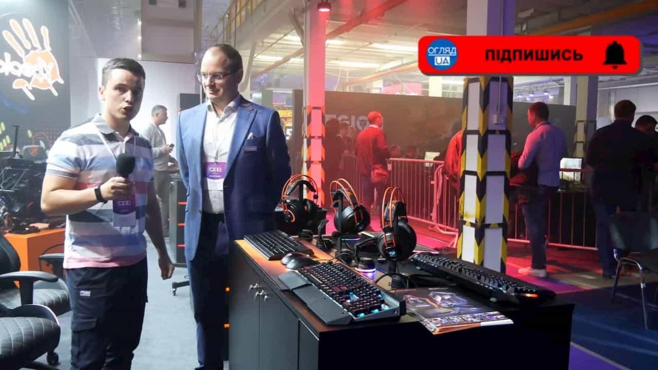 CEE та CEE Games 2019
