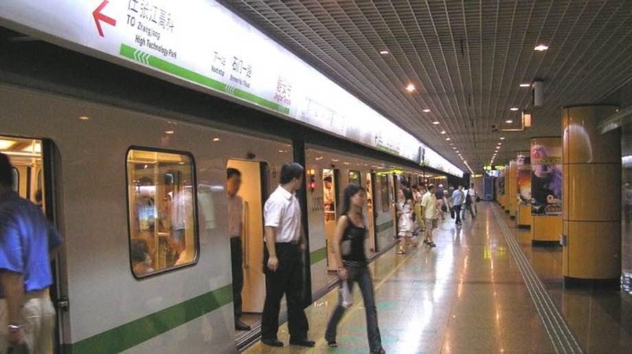 Технологія розпізнавання осіб запрацювала в метро Китаю