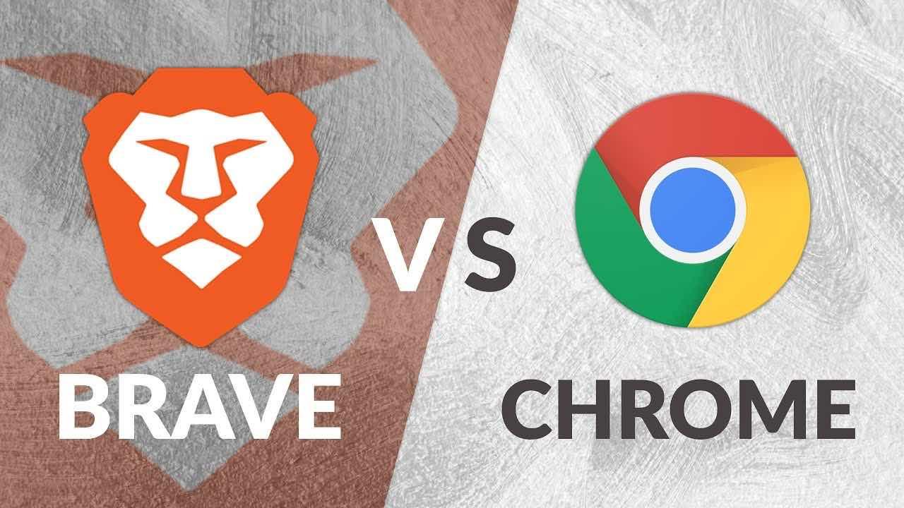 Google vs Brave