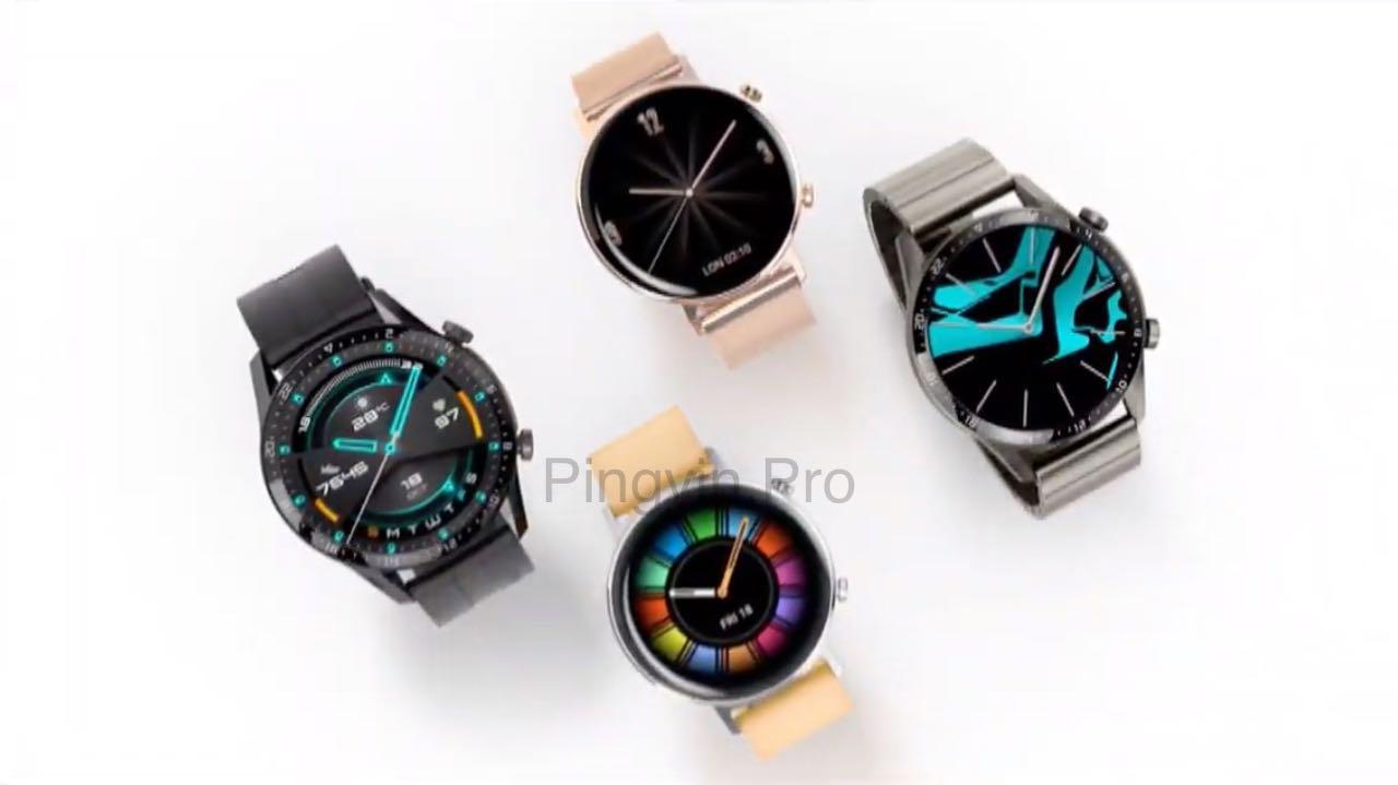 Huawei Watch GT 2 42 мм з'явився в Україні