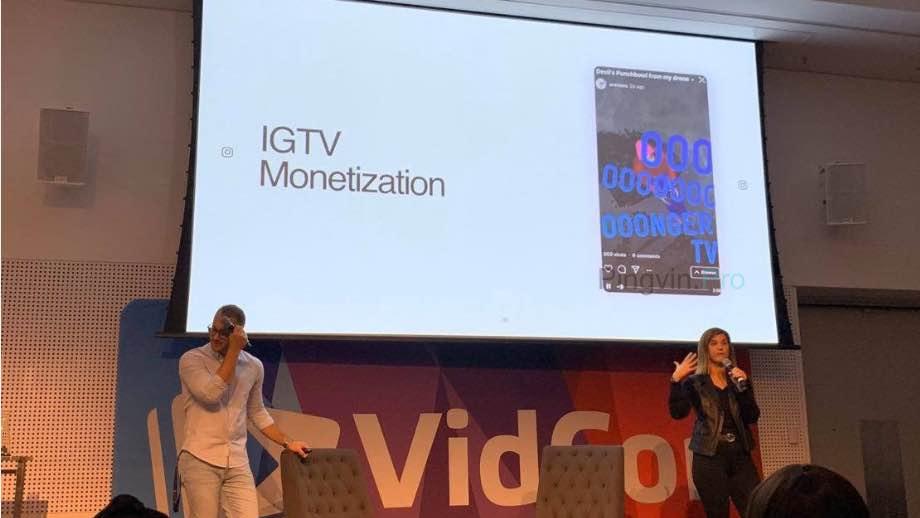 Instagram планує вводити монетизацію для IGTV