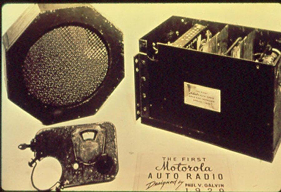 Радіоприймач для автомобілів – Motorola 5T71 (1930)