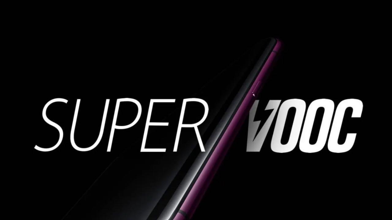 OPPO SuperVOOC 65W