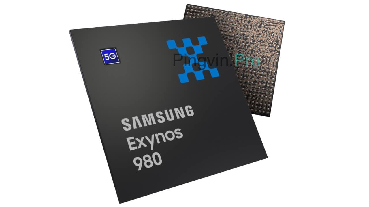 Samsung Exynos 980 став першим чипом компанії з 5G