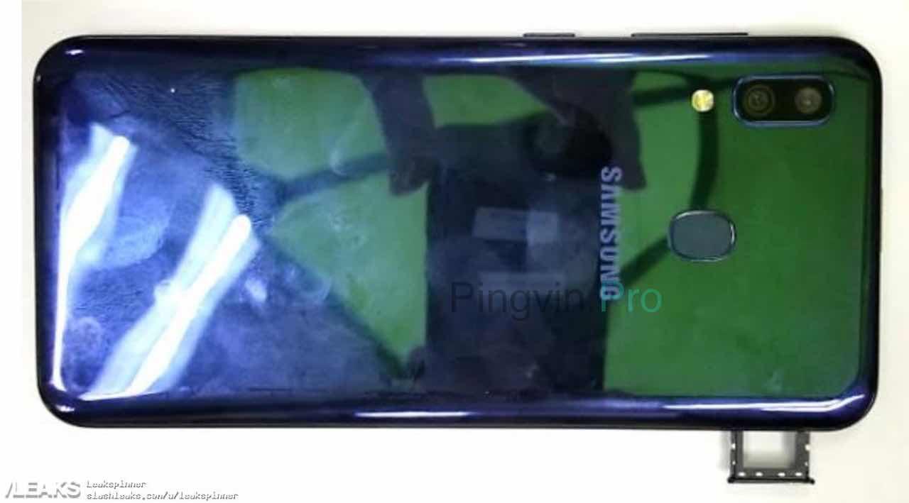 Samsung Galaxy M10s: в мережі з'явилося фото та характеристики