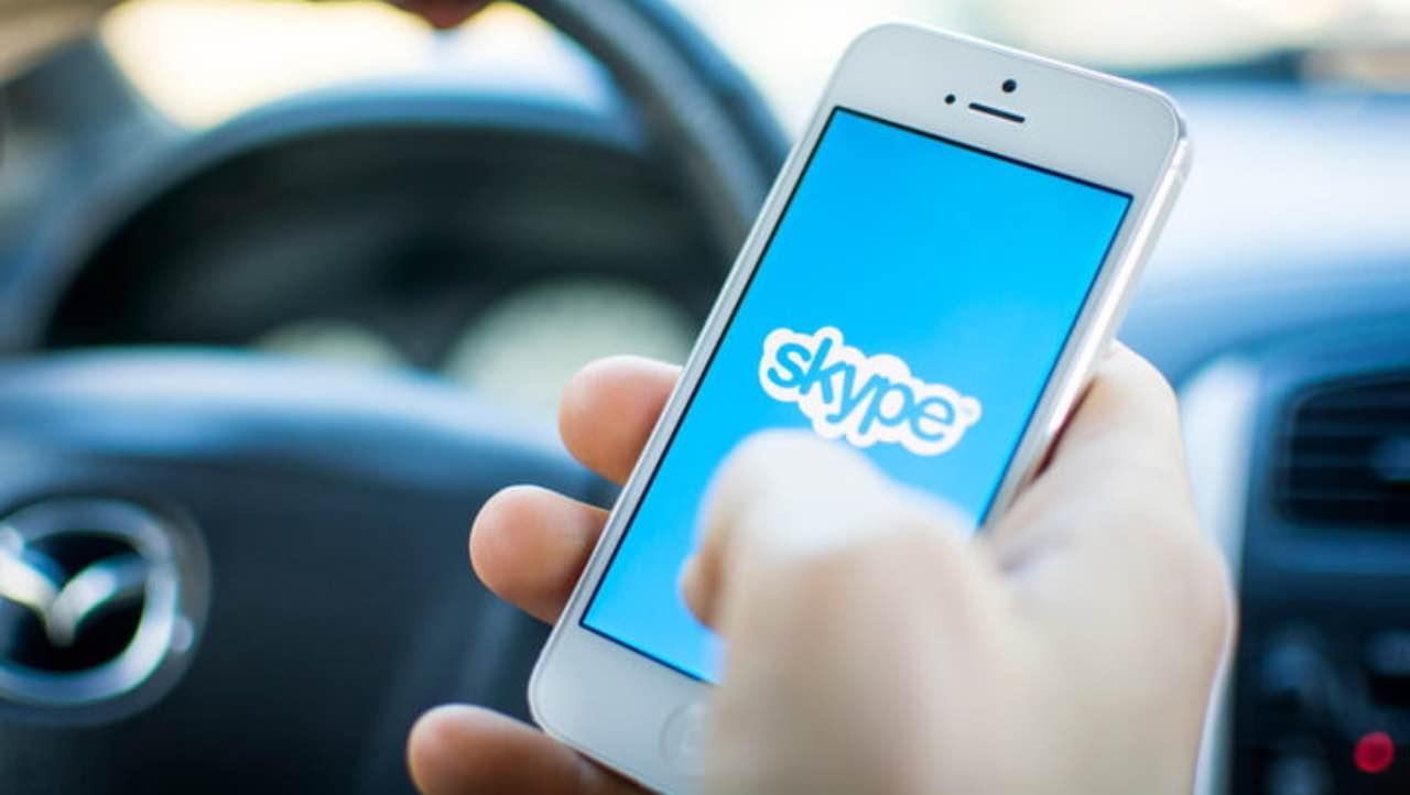 Skype 8.54