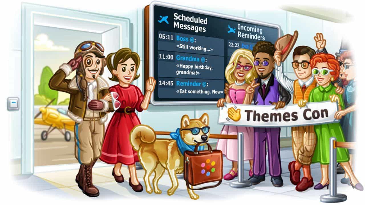 Telegram Desktop отримав оновлення для Windows 10