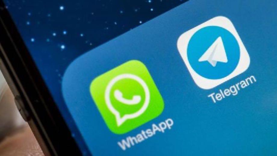 Telegram зловтішається над останнім оновленням WhatsApp