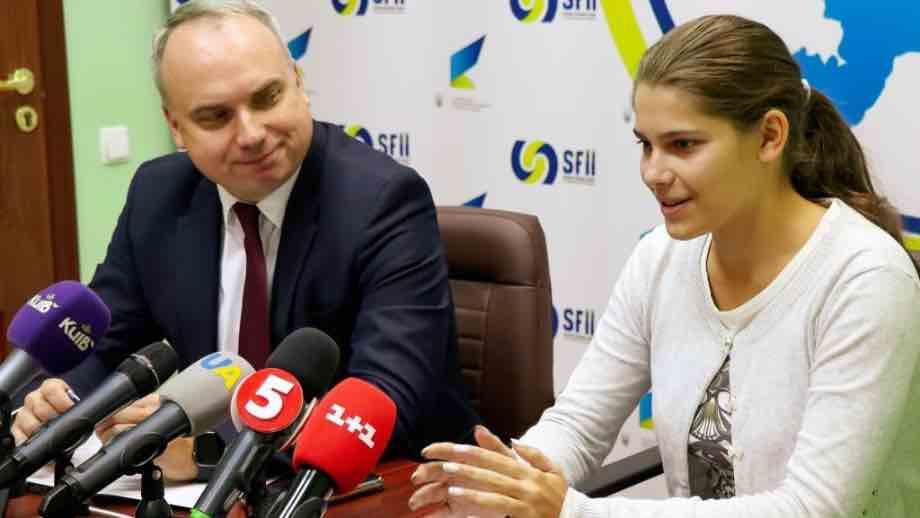 Українська школярка розробила спеціальний пристрій для клімат-контролю