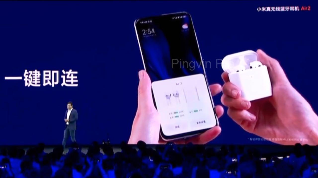 Xiaomi Mi AirDots Pro 2 отримали новий дизайн та ціну $ 56