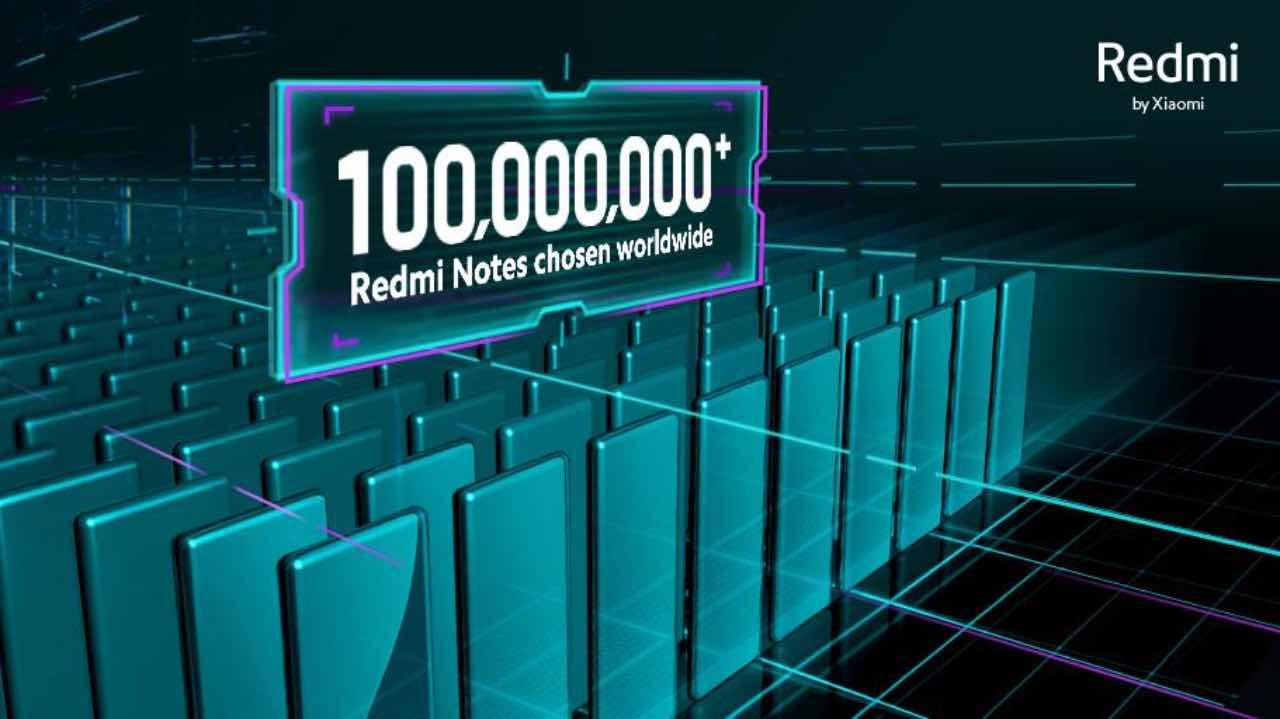Xiaomi встановила новий рекорд серії Redmi Note