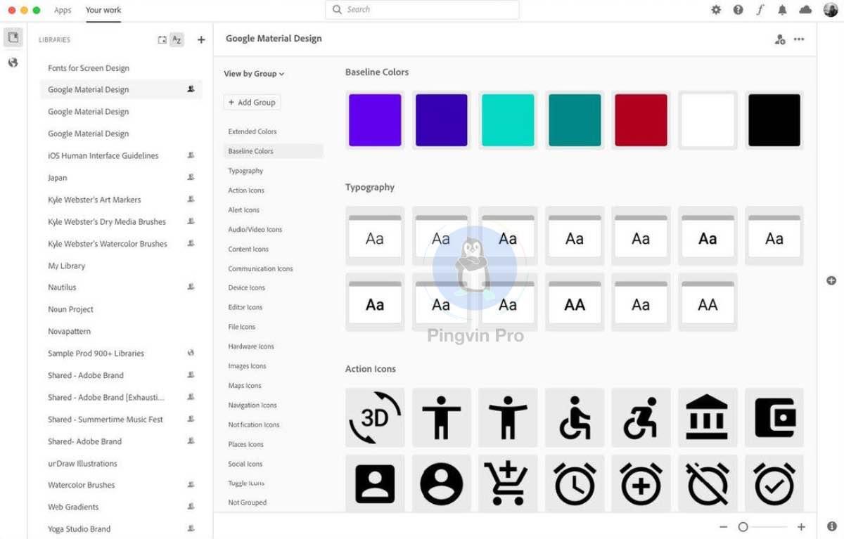 Adobe випустила нову версію Creative Cloud для Windows та macOS