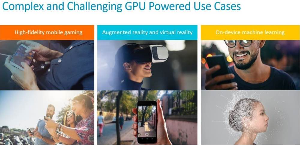 Компанія ARMHoldings представила нові чипи для бюджетних смартфонів