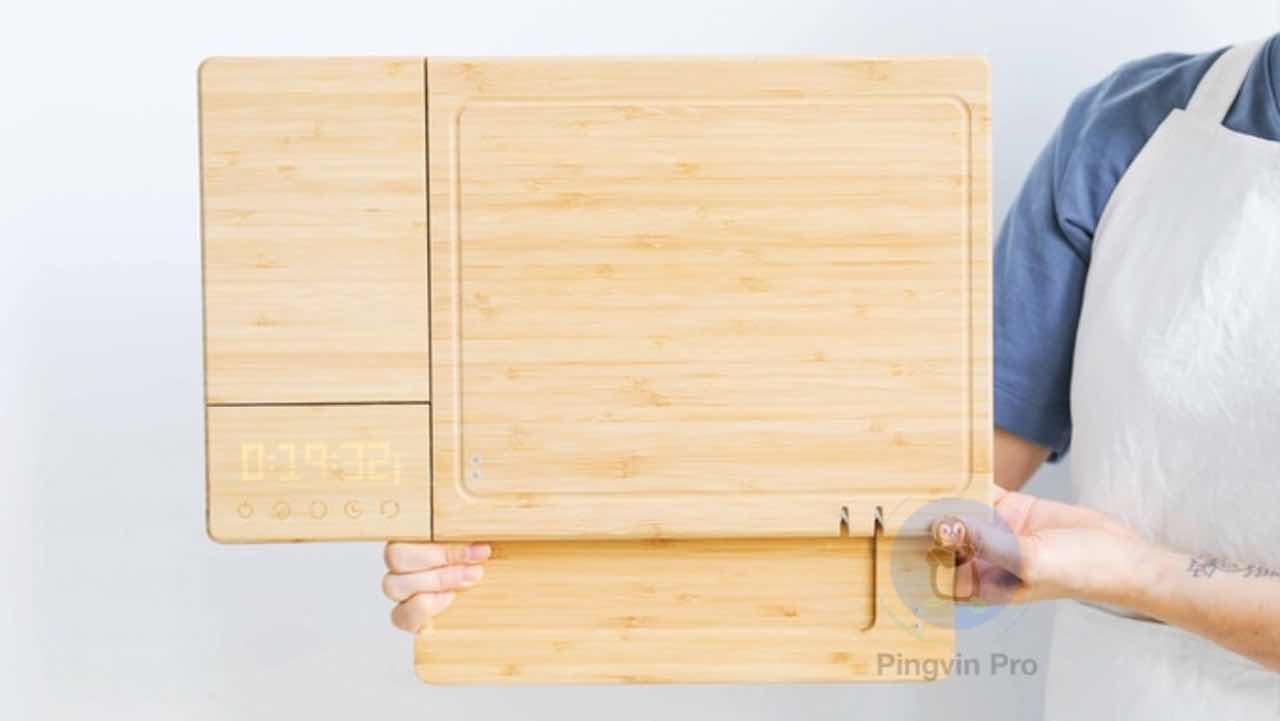 Розумна кухонна дошка ChopBox