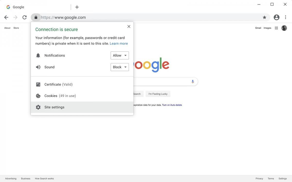 Google Chrome блокуватиме незахищений контент на HTTPS-сторінках