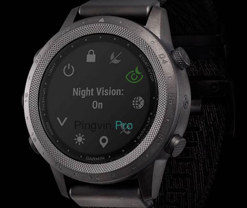 Garmin MARQ Commander циферблат годинника