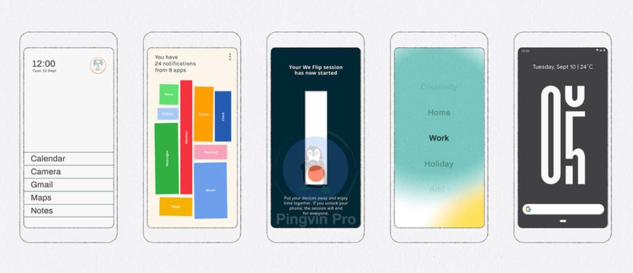 Google запустив 5 нових корисних додатків для Android