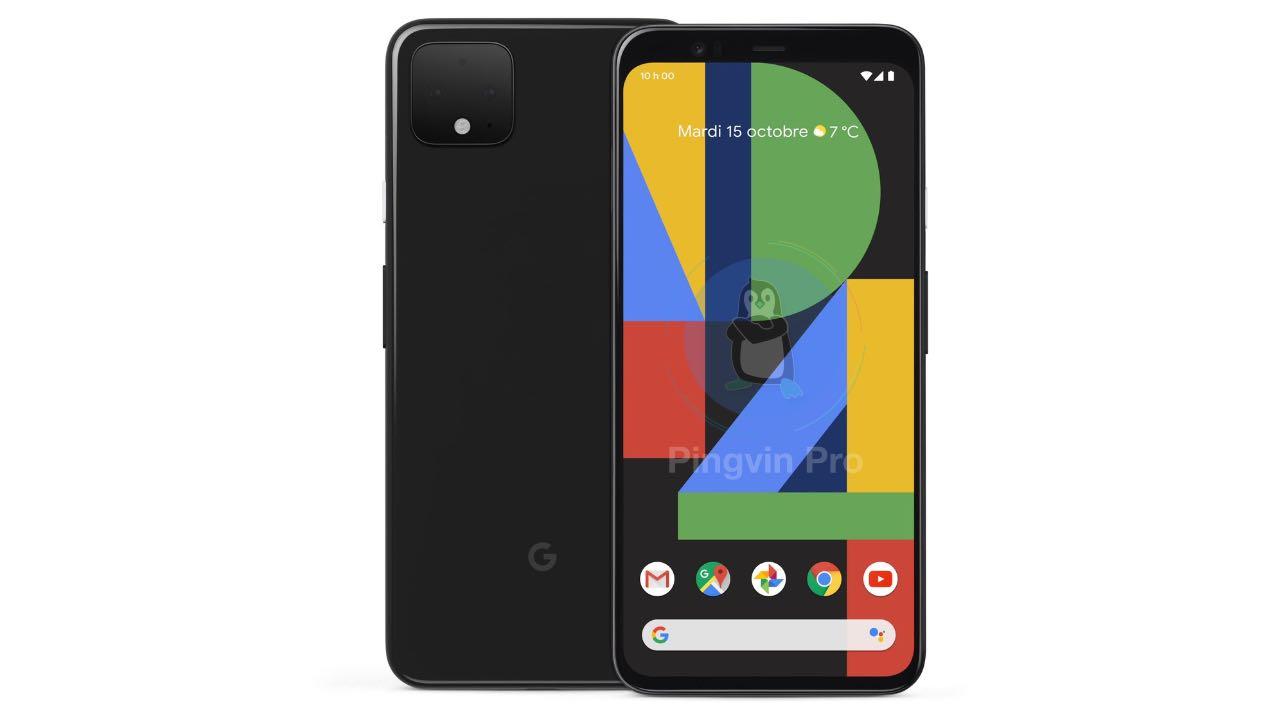 Google Pixel 4 та Google Pixel 4 XL