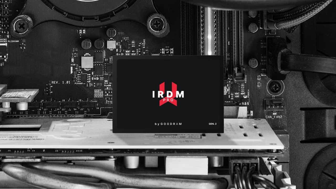 IRDM PRO gen. 2 (Компанія Wilk Elektronik SA представила новий SSD диск в Україні)