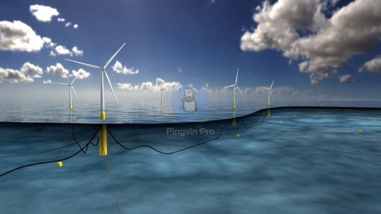 Морські вітряки зможуть забезпечити людство енергією