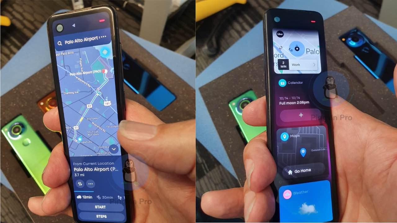 Новий Essential Phone отримав унікальний дизайн у вигляді пульта