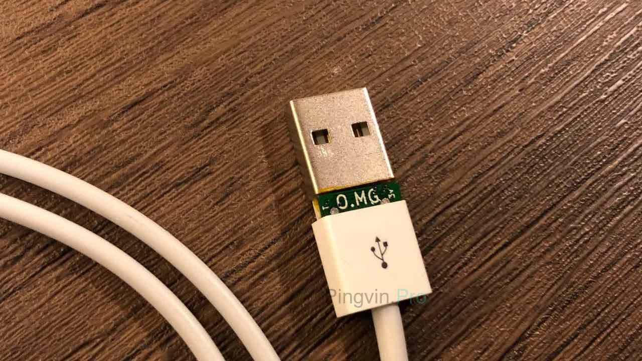 O.MG кабель Lightning для iPhone