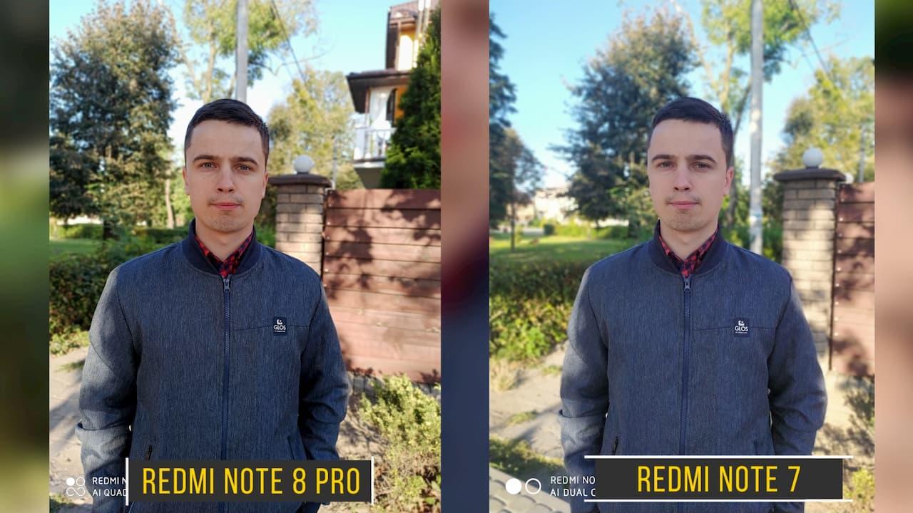 Redmi Note 8 Pro vs Redmi Note 7