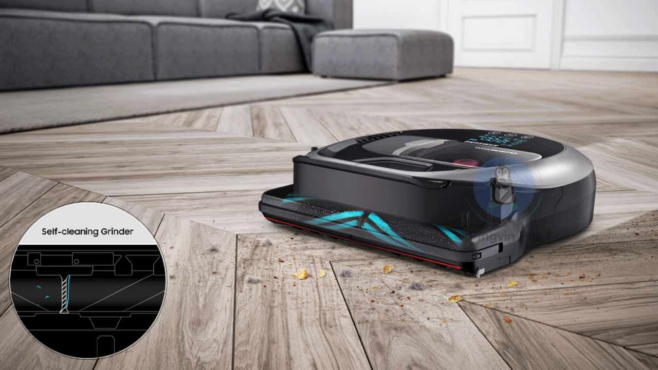 Робот-пилосос Samsung Powerbot R7260