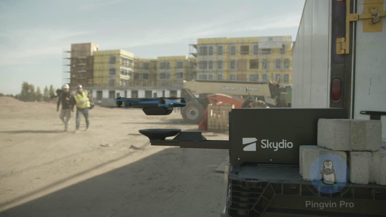 Зарядна станція Skydio