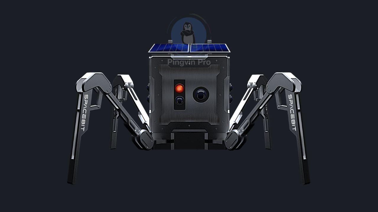 Spacebit Walking Rover