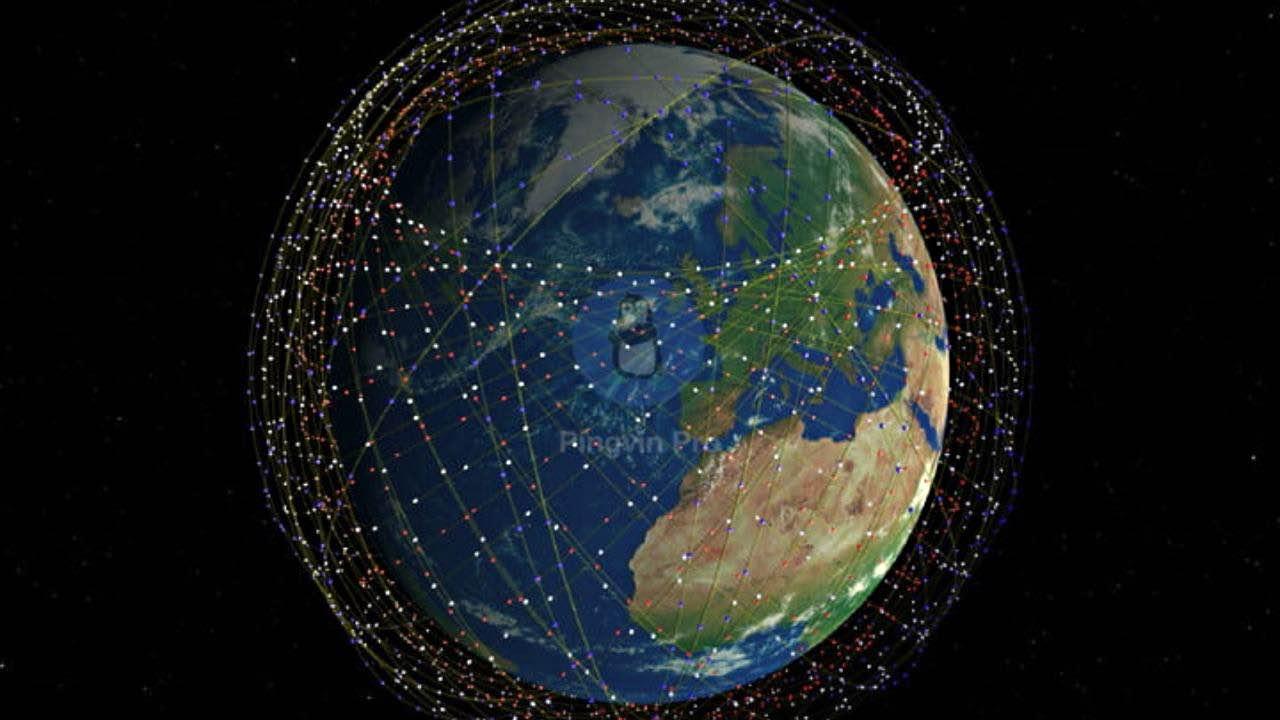 Супутниковий інтернет Starlink від SpaceX