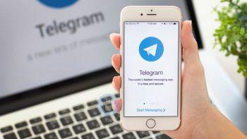 відеодзвінків / Telegram для iOS / шахрайства