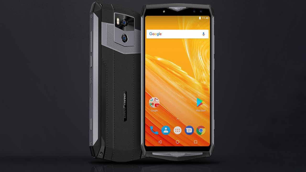Ulefone Power 5 / Вистачить надовго: 7 смартфонів з потужним акумулятором