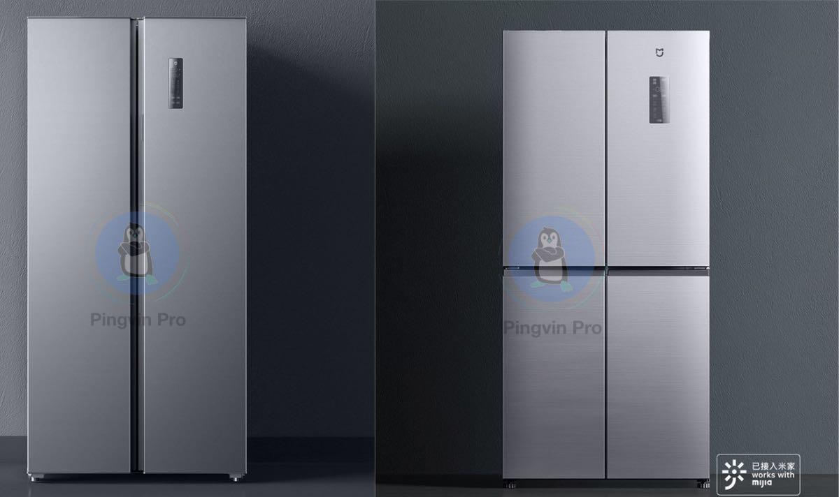 Нові холодильники Xiaomi
