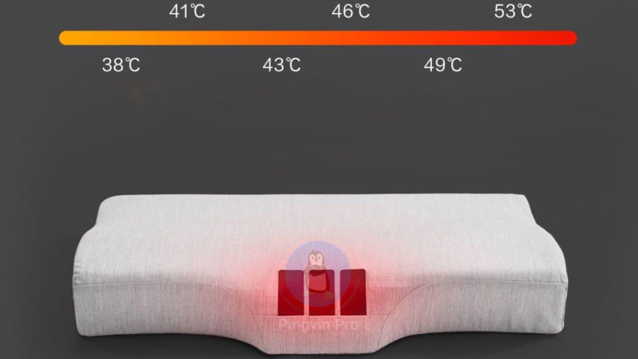 Розумна подушка Xiaomi отримала вбудований масажер та стереодинаміки